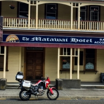 Matawai Hotel - Gisborne to Opotiki